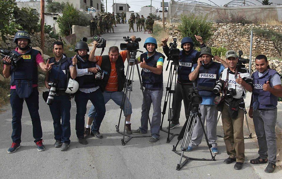 giornalisti israele