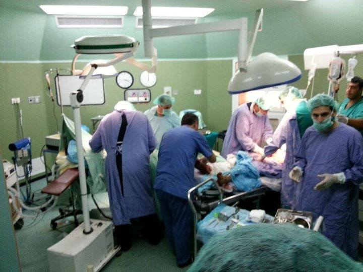 medici a gaza