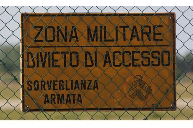 sorveglianza armata