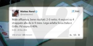 elezioni-regionali-calabria-tweet-matteo-renzi