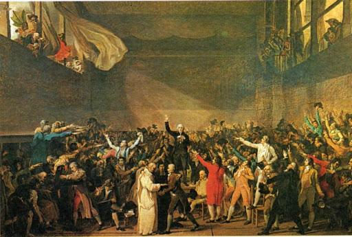 Pallacorda 1789