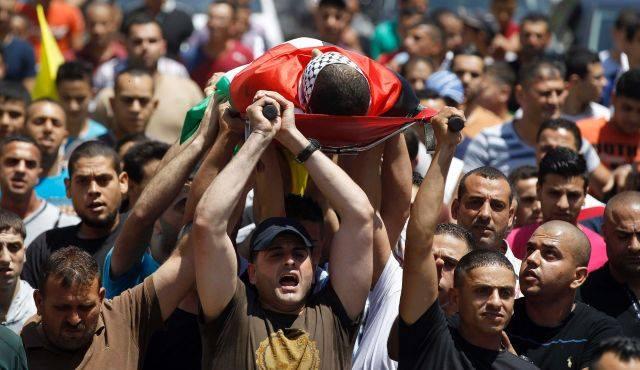 funerale martire 36 anni