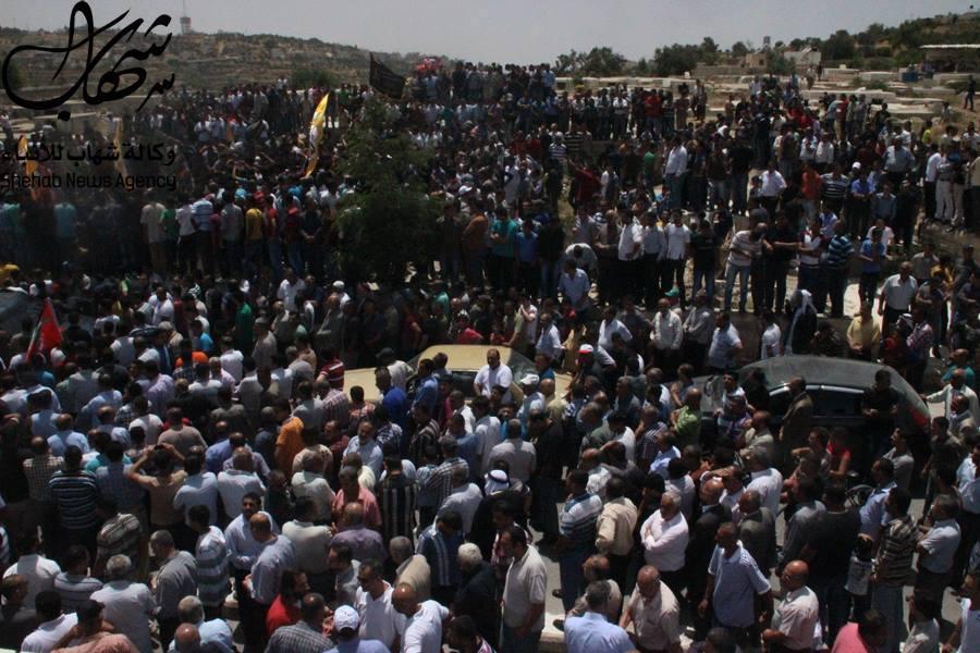 funerali Hebron 3