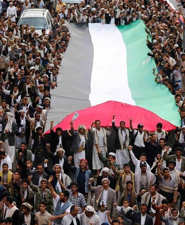 Yemen solidarietà