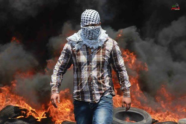 riots palestina
