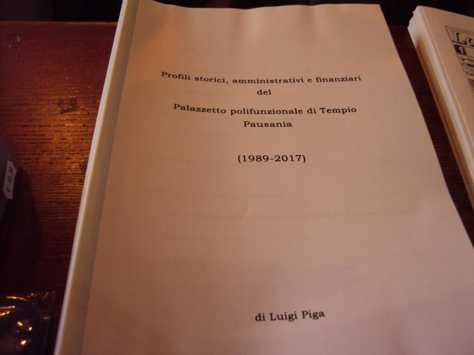 Valutazione palasport Tempio Pausania: disponibile anche on-line